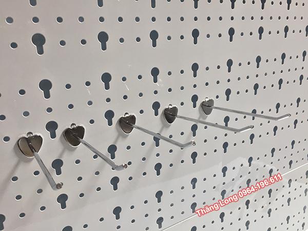 Tổng hợp các mẫu móc treo phụ kiện cài tấm tôn lỗ