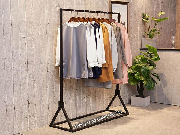giá treo quần áo cho gia đình